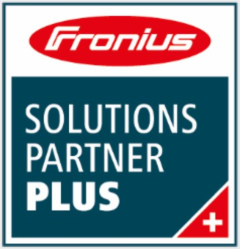 Fronius Solutions Partner Plus