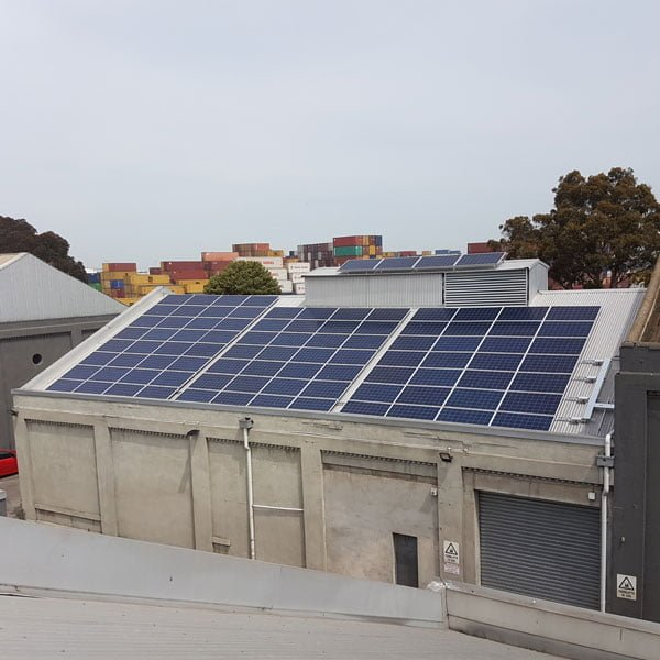 Oceania Seafoods Commercial Solar Installation providing 27% ROI