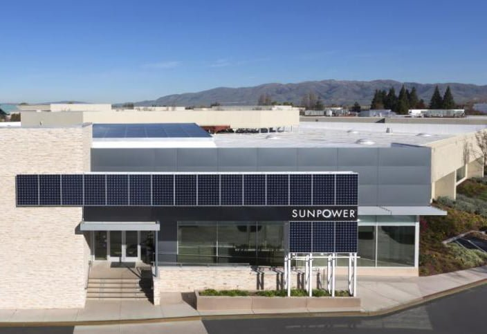 SunPower - Designed in California