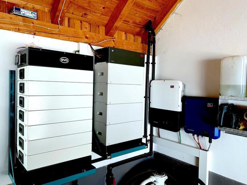 BYD Battery Storage